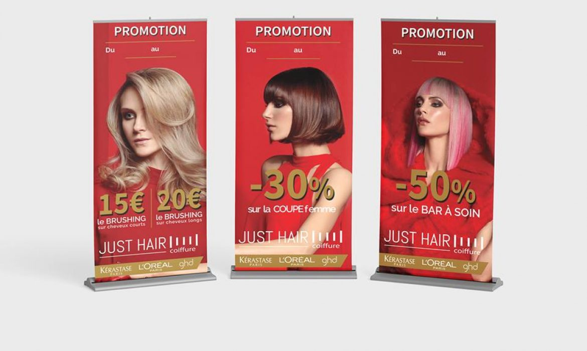 roll-up just hair