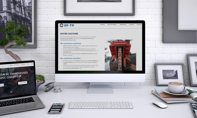 site web sp-tp
