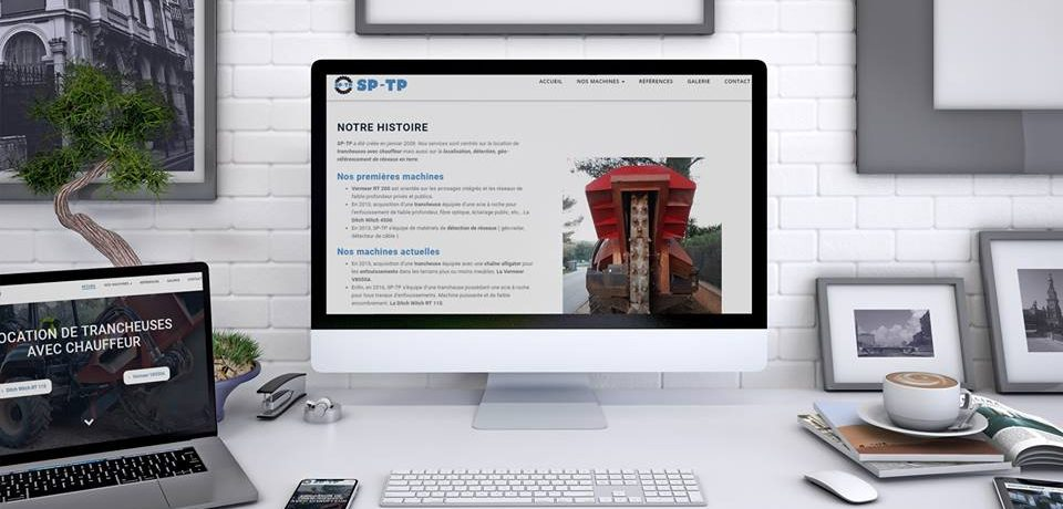 site web sp-tp